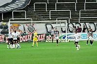 São Paulo (SP), 11/05/2021 - CORINTHIANS-INTER DE LIMEIRA - Jemerson, do Corinthians comemora o terceiro gol. Corinthians e Inter de Limeira se enfrentam em jogo unico pelas quartas de final do Campeonato Paulista 2021, na Neo Quimica Arena, tarde desta terça-feira (11).