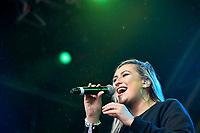Tomorrow People performing at Jim Beam Homegrown, Wellington Waterfront, New Zealand on Saturday 7 April 2018.<br /> Photo by Masanori Udagawa. <br /> www.photowellington.photoshelter.com