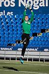 Getafe CF's David Soria during Preseason match between Getafe CF and Crotone FC at Colisseum Alfonso Perez in Getafe, Spain. August 02, 2019. (ALTERPHOTOS/A. Perez Meca)