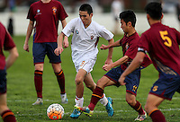 160727 Football - Kings College 1st XV v KCOCA