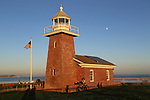 Lighthouse Point in Santa Cruz, Surf Museum Mark Abbott Memorial Lighthouse, Santa Cruz