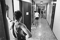 - jail for minors Beccaria<br /> <br /> - carcere minorile Beccaria