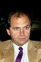 Claude Charron<br /> circa 1985<br /> <br /> PHOTO : Agence Quebec Presse