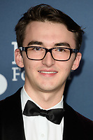 Isaac Hempstead Wright<br /> arriving for the 2018 IWC Schaffhausen Gala Dinner in Honour of the BFI at the Electric Light Station, London<br /> <br /> ©Ash Knotek  D3437  09/10/2018