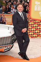 """Russell Crowe<br /> arrives for the premiere of """"The Nice Guys"""" at the Odeon Leicester Square, London.<br /> <br /> <br /> ©Ash Knotek  D3120  19/05/2016"""
