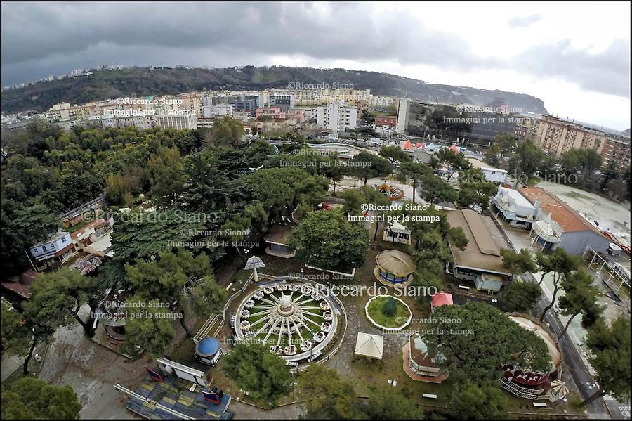 - NAPOLI 4 MAR  2014 -  Panoramiche Edenlandia