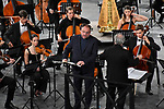 Sul Belvedere di Villa Rufolo,<br /> Gustav Mahler Jugendorchester<br /> Direttore Manfred Honeck<br /> Matthias Goerne, baritono <br /> Musiche di Wagner, Strauss