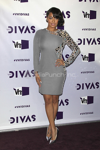 LOS ANGELES, CA - DECEMBER 16: LaLa Anthony at VH1 Divas 2012 at The Shrine Auditorium on December 16, 2012 in Los Angeles, California. Credit: mpi21/MediaPunch Inc.