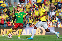 Colombia's  and Cameroon's  during international friendly match. June 13,2017.(ALTERPHOTOS/Acero) (NortePhoto.com) (NortePhoto.com)