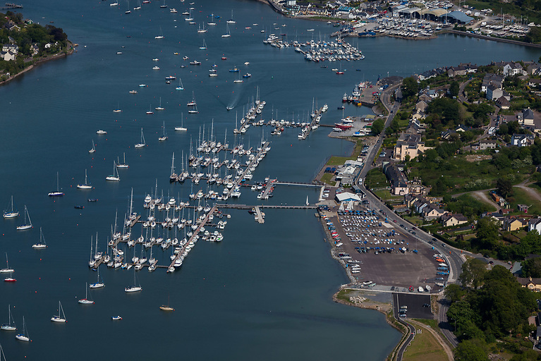 Boats in Cork Harbour