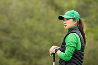 STANFORD, CA - APRIL 25: Tze-Han Lin at Stanford Golf Course on April 25, 2021 in Stanford, California.