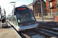 """- new tram """"Eurotram""""....- il nuovo tram """"Eurotram"""""""