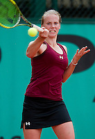 30-05-10, Tennis, France, Paris, Roland Garros,    Richel Hogenkamp