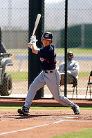 Jordan Henry - Cleveland Indians 2009 Instructional League. .Photo by:  Bill Mitchell/Four Seam Images..
