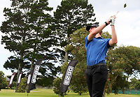 Daniel Hillier. Christies Flooring Mt Maunganui Golf Open, Mt Maunganui, Tauranga, New Zealand,Thursday 10 December 2020. Photo: Simon Watts/www.bwmedia.co.nz