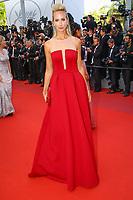 Lady Victoria Hervey sur le tapis rouge pour la projection du film MISE A MORT DU CERF SACRE lors du soixante-dixième (70ème) Festival du Film à Cannes, Palais des Festivals et des Congres, Cannes, Sud de la France, lundi 22 mai 2017. Philippe FARJON / VISUAL Press Agency