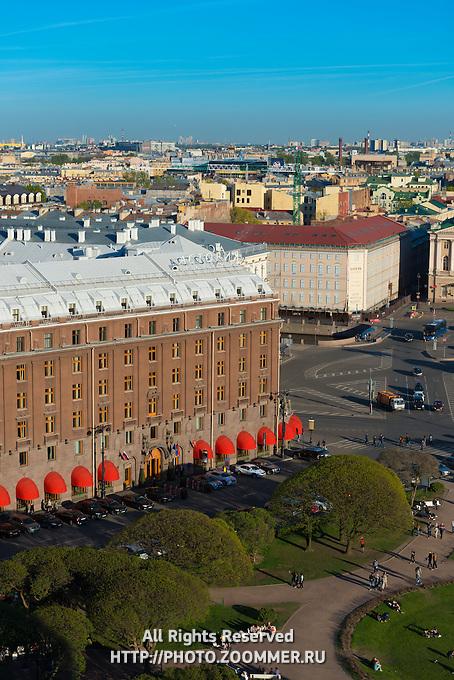 Astoria Hotel In St Petersburg