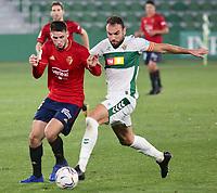 2020.12.22 La Liga Elche CF VS CA Osasuna