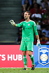 Bayern Munich Midfielder Niklas Dorsch gestures during the International Champions Cup match between Chelsea FC and FC Bayern Munich at National Stadium on July 25, 2017 in Singapore. Photo by Marcio Rodrigo Machado / Power Sport Images