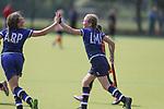Welsh Youth Hockey Cup Final U11 Girls<br /> Dysynni v Whitchurch<br /> Swansea University<br /> 06.05.17<br /> ©Steve Pope - Sportingwales