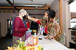 Linda Culpepper's retirement celebration in Benicia at Bella Siena restaurant.