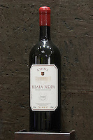 Red 2001. Biblia Chora Winery, Kokkinohori, Kavala, Macedonia, Greece