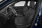 Front seat view of 2021 JEEP Compass S 5 Door SUV Front Seat  car photos