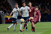 Argentina's Blanco during International Adidas Cup match between Argentina and Venezuela at Wanda Metropolitano Stadium in Madrid, Spain. March 22, 2019. (ALTERPHOTOS/A. Perez Meca)<br /> Madrid 22-03-2019 <br /> Football Friendly Match <br /> Argentina Vs Venezuela <br /> foto Alterphotos/Insidefoto <br /> ITALY ONLY