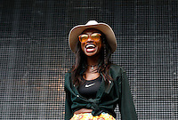 Little Simz at New Look Wireless Festival - 03/07/2015