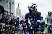Colombian sprint sensation Fernando Gaviria Rendon (COL/Etixx-Quickstep) at the start<br /> <br /> 71st Dwars door Vlaanderen (1.HC)