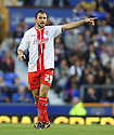 Peter Hartley of Stevenage<br />  - Everton v Stevenage - Capital One Cup Second Round - Goodison Park, Liverpool - 28th August, 2013<br />  © Kevin Coleman 2013