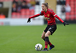 Lizzie Arnot of Manchester United Women