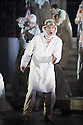 London, UK. 30.04.2014. English National Opera gives the world premiere of British composer Julian Anderson's first opera, THEBANS. Picture shows: Christopher Ainslie (Messenger). Photograph © Jane Hobson.