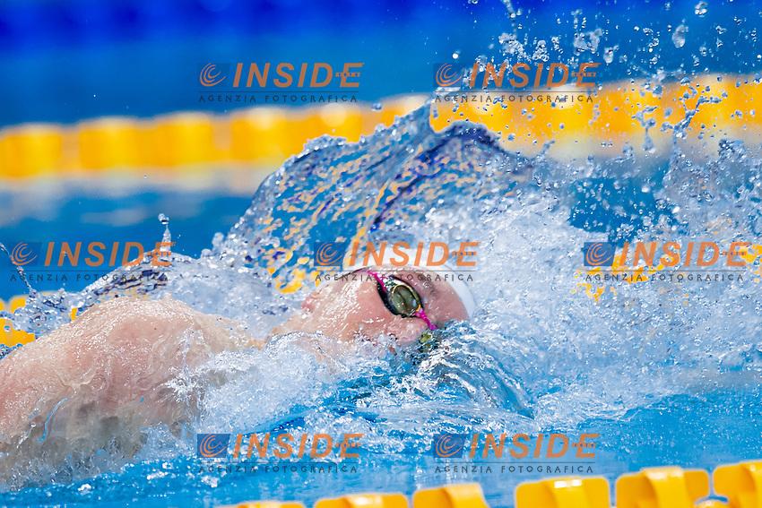 DALEIDEN Ralph LUX<br /> 200m Freestyle Men Heats<br /> Swimming<br /> Budapest  - Hungary  20/5/2021<br /> Duna Arena<br /> XXXV LEN European Aquatic Championships<br /> Photo Giorgio Scala / Deepbluemedia / Insidefoto