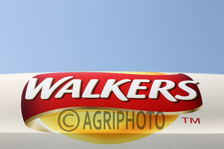 Walkers Logo.Picture Tim Scrivener date taken 22nd March 2012 Mobile 07850 303986 e-mail tim@agriphoto.com. ....covering agriculture in the Uk....