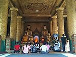 Yangon, Myanmar<br /> shot with an iPhone