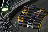 2017 Monster Energy NASCAR Cup - Can-Am Duels<br /> Daytona International Speedway, Daytona Beach, FL USA<br /> Thursday 23 February 2017<br /> Kyle Busch, M&M's Toyota Camry, Brad Keselowski<br /> World Copyright: Michael L. Levitt/LAT Images<br /> ref: Digital Image levitt-0217-D500_18501