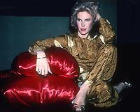 Rita Jenrette 1983 Photo by Adam Scull-PHOTOlink.net
