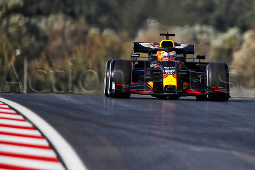 13th November 2020; Istanbul Park, Istanbul, Turkey; FIA Formula One World Championship 2020, Grand Prix of Turkey, Free practise sessions; 33 Max Verstappen NLD, Aston Martin Red Bull Racing