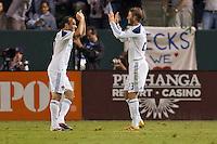 Los Angeles Galaxy vs FC Dallas August 06 2011
