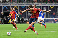 Marcos Alonso of Spain during the Uefa Nations League semi-final football match between Italy and Spain at San Siro stadium in Milano (Italy), October 6th, 2021. Photo Andrea Staccioli / Insidefoto