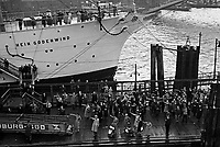 seamen, Hamburg, Germany in 1932-35<br /> <br /> photographed by Wilhem Walther