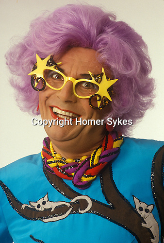 Dame Edna Everage Barry Humphries.