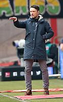 03.03.2018, Commerzbank - Arena, Frankfurt, GER, 1.FBL, Eintracht Frankfurt vs Hannover 96 , <br />Trainer Niko Kovac (Frankfurt) *** Local Caption *** © pixathlon