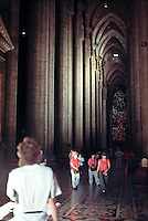 Milano, interno del Duomo --- Milan, interior of the Cathedral