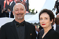 SAM KARMANN - RED CARPET OF THE FILM 'D'APRES UNE HISTOIRE VRAIE' AT THE 70TH FESTIVAL OF CANNES 2017