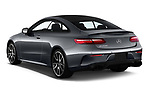 Car pictures of rear three quarter view of 2019 Mercedes Benz E-Class AMG-E53 2 Door Coupe Angular Rear