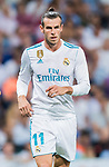 Gareth Bale of Real Madrid reacts during their La Liga 2017-18 match between Real Madrid and Valencia CF at the Estadio Santiago Bernabeu on 27 August 2017 in Madrid, Spain. Photo by Diego Gonzalez / Power Sport Images
