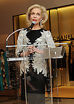 Lynn Wyatt at the Houston Chronicle's Best Dressed announcement party at Neiman Marcus Wednesday Feb 01,2012. (Dave Rossman/For the Chronicle)