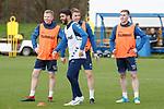 301118 Rangers training